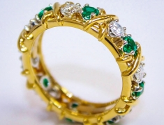 Jean Schlumberger Tiffany Ring