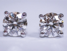 Tiffany Diamond Studs