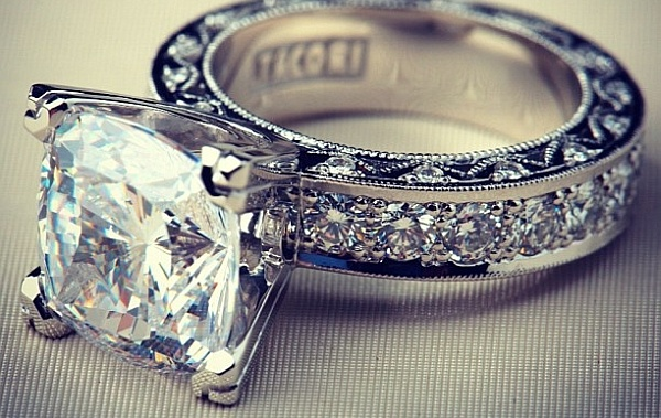 How to Sell My Tacori Diamond Ring for Cash in San Francisco CA